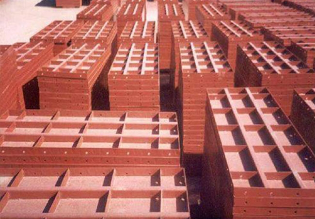 建筑钢模板