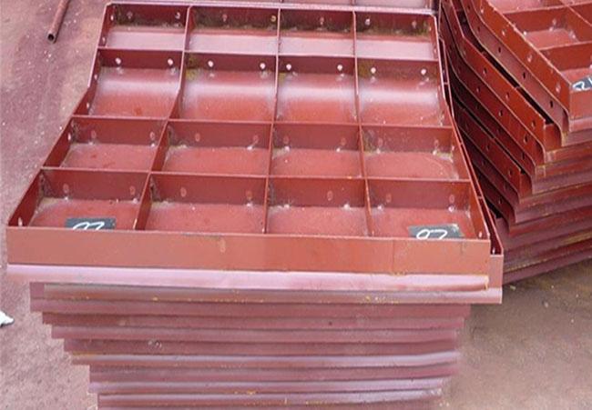 异性钢模板